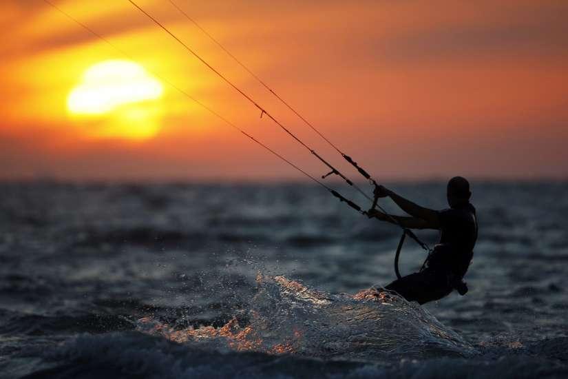 Surf en el Mediterráneo