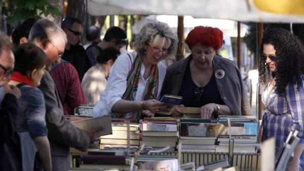 La Noche de los Libros 2011