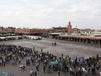 Atentado en Marrakech