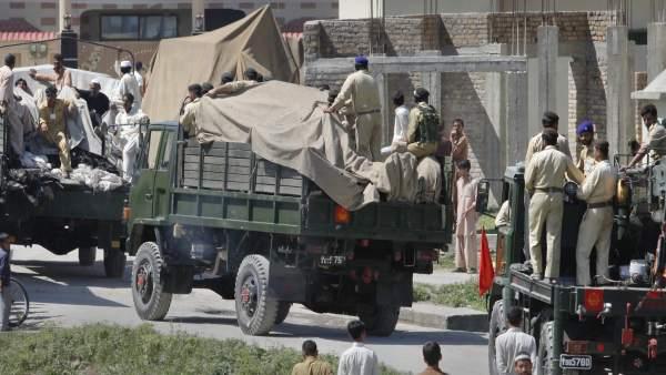Osama Bin Laden, asesinado