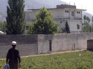 Residencia de Bin Laden