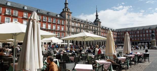 Terraza de la Plaza Mayor