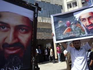 Protestas por la muerte de Bin Laden