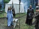 Una escena del segundo episodio de 'Juego de tronos'.