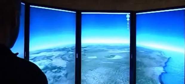 Un novedoso proyecto leridano permite sobrevolar virtualmente todo el planeta