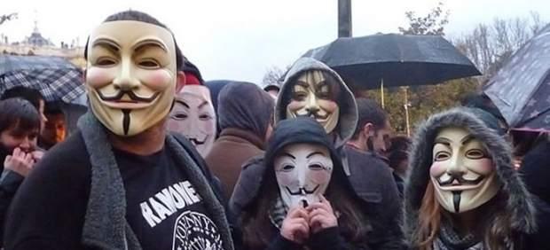 El grupo hacktivista Anonymous amenaza con atacar la página web del FMI por el trato a Grecia