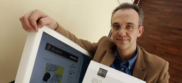 Ratifican la condena del bloguero acusado de injurias a la SGAE