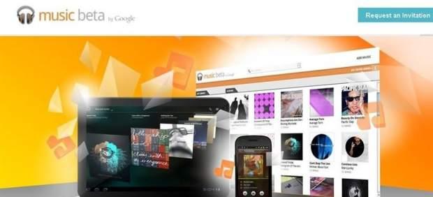 Google anuncia un nuevo servicio de música on line