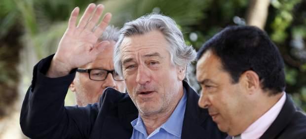 Robert De Niro llega a Cannes