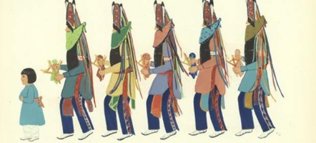 Baile matachina