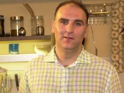 El cocinero José Andrés