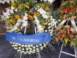 Coronas de flores por Ballesteros