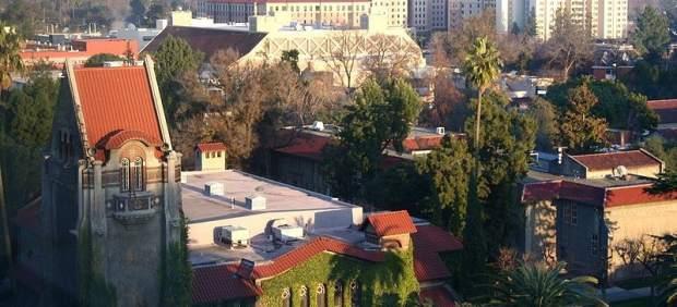 Campus de la Universidad del Estado en San José