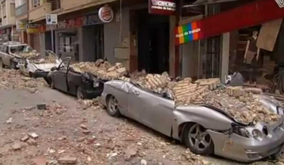 El terremoto de lorca ha sido m s destructivo de lo que - Lorca murcia fotos ...