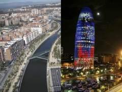 Barcelona y Madrid, ciudades más visitadas de España