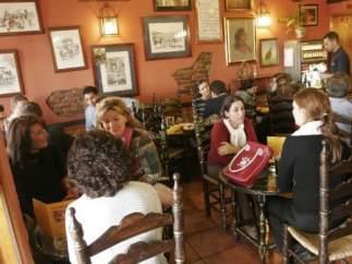 Bar de tapas de Sevilla