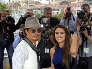 Penélope en Cannes