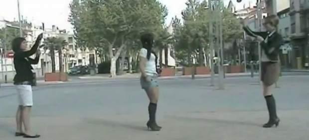 Captura del video de PxC