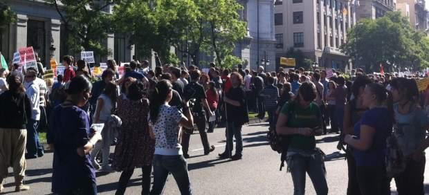 Manifestación del 15 de mayo