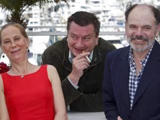 Kaurismäki en Cannes