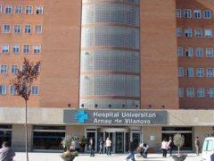 Hospital Arnau de Vilanova en Lleida