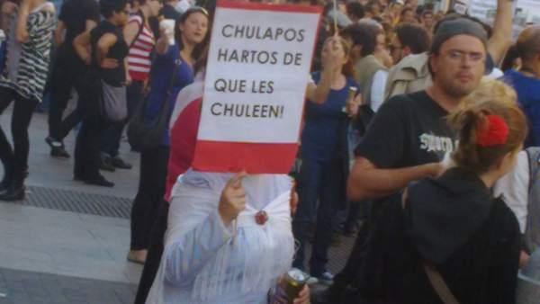 """""""Chulapos hartos"""""""