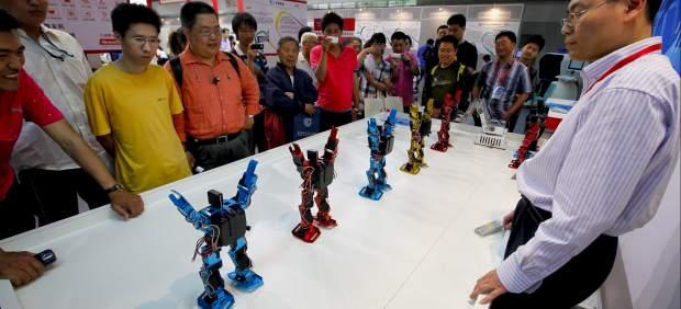Feria de tecnología