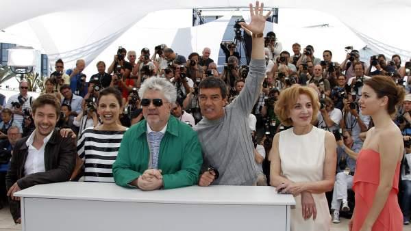 'La piel que habito', en Cannes