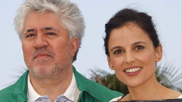 Elena Anaya y Almodóvar