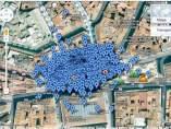 Acampada en Google Maps