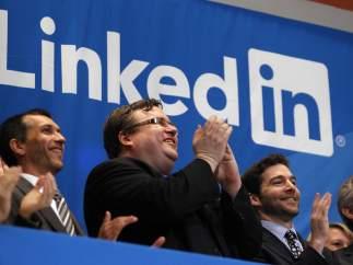 LinkedIn en Bolsa