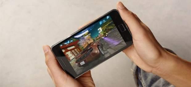 El nuevo 'smartphone' Samsung Galaxy S II llega a España