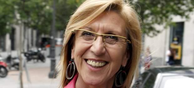 La diputada de UPyD, Rosa Díez