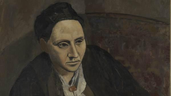 'Gertrude Stein', 1905–06