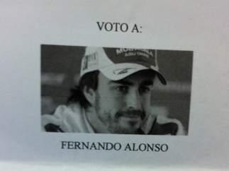 Ejemplos de voto nulo