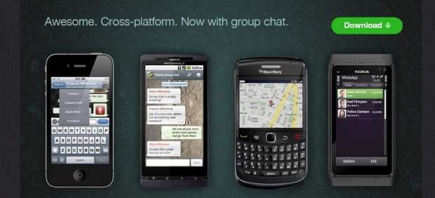 La mensajería instantánea móvil se dispara, ¿el SMS peligra?