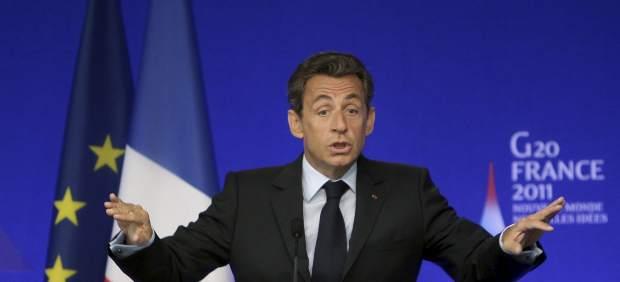 """Sarkozy inaugura el G8 de Internet con un llamamiento a """"liberar la Red"""""""