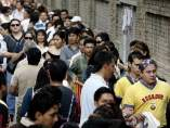 Inmigrantes ecuatorianos