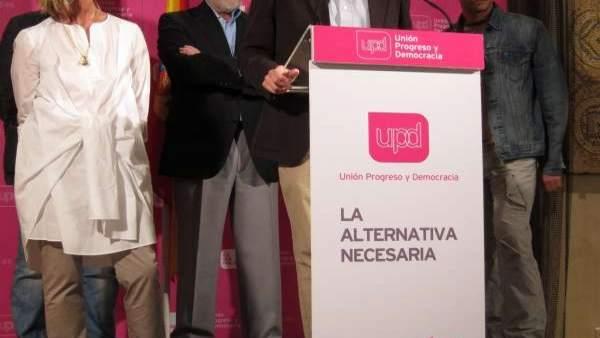 David Ortega, de UPyD