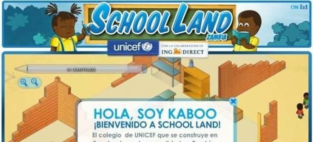 Facebook anima a sus usuarios a crear una escuela virtual que luego se hará realidad en Zambia
