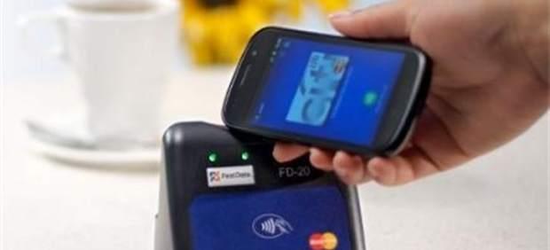 Paga usando tu teléfono con la tecnología de google wallet