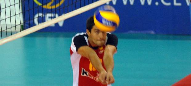 Selección española de voleibol masculina