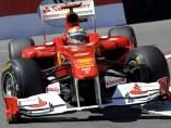 Fernando Alonso en Mónaco