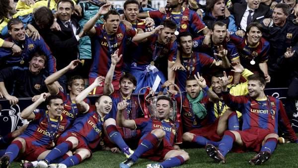 El Barça gana su 4ª Copa