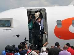 Zelaya regresa a Honduras