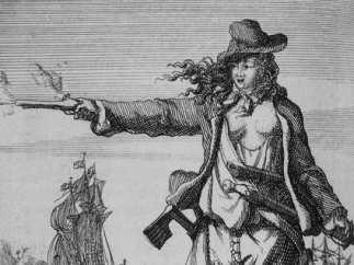 'Anne Bonny female pirate'
