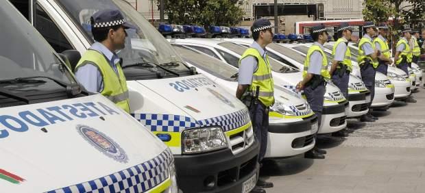 unidad policía seguridad son medio ambiente unidades