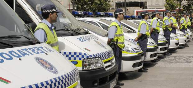 Polic�a Local