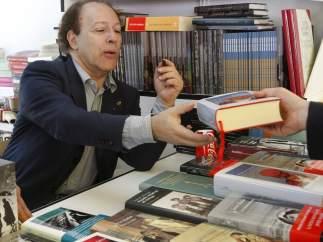 Javier Marías en la Feria del Libro