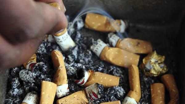 Consumo de tabaco